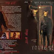 You're Next (2013) Custom DVD Cover