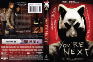 You're Next dvd cover